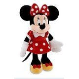 Minnie Mouse Plush - Small Stuffed Toys