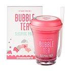 【ETUDE HOUSE(エチュードハウス)】バブルティー・スリーピング・パック(Bubble Tea Sleeping Pack) (#3 ストロベリー) [並行輸入品]