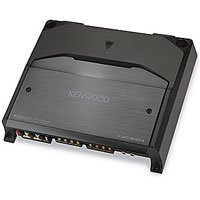 Kenwood Kac-8404 600-Watt Max Power Stereo Four-Channel Power Amplifier With Variable Lpf/Hpf