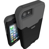 Great Price ZAGG Arsenal Case for iPhone 5 with iS Extreme - Black