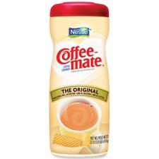 Coffee-Mate(R) Powdered Creamer Canister, Original, 22 Oz. Canister