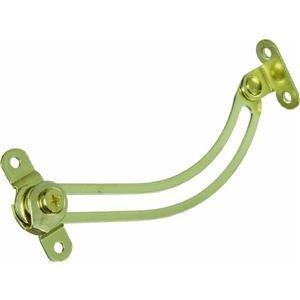 NATIONAL/SPECTRUM BRANDS HHI N208-645 5-Inch Brass Left Hand Lid Support