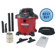 Craftsman 20 Gal. Wet-Dry Vac, 6.5 Peak Hp