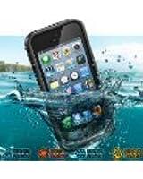 No brand iPhone5 防水・防塵・防雪・耐衝撃のスーパーケース スーパースリム耐衝撃保護ケース アイフォン5用