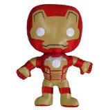 """Iron Man: ~7.5"""" Funko 'Iron Man 3' Plushies Figure - 1"""