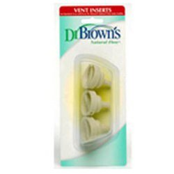 Dr. Brown's Natural Flow Standard Insert Replacements 3 Pack - 1