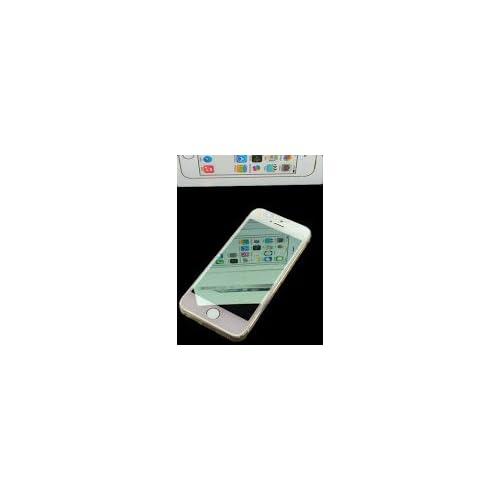 iPhone5/5s/5c マジックミラー ガラス 液晶保護フィルム 【iphone & iPad 用 ホームボタン シール 2個 付き】 /ケース カバー