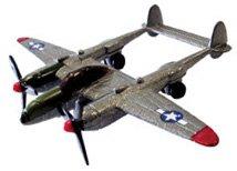 P-38 Lightning - 1