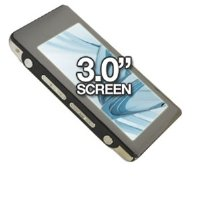 Mach Speed Trio 4GB MP3 and MP4 Video Player (Black)