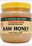 YS Organic Bee Farms - Healthy Honey (Raw) - 14 oz.