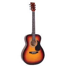 Falcon F300 Sunburst Acoustic Guitar