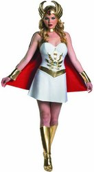 Women (Shera Heman Costume)