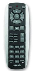 Sirius Satellite Radio Universal Remote Control
