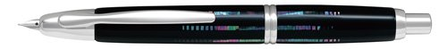 Фото Pilot Vanishing Point Raden Abalone Fountain Pen (Water Surface) (Medium)