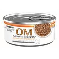 Feline Om [Overweight Management] Savory Selects W/ Gravy 24 X5.5Oz