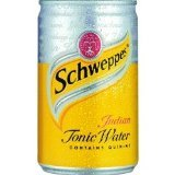 Schweppes Tonic Water cans Soft Drinks 150ml x 24