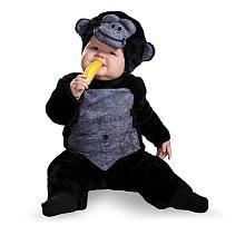 [Groovy Gorilla Costume] (Banana Baby Infant Costumes)