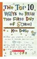 The Top 10 Ways to Ruin the First Day of School (Top Ten Canada compare prices)