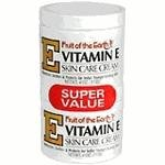 Fruit Of The Earth Bogo Cream Vitamin-E 4oz. Jar