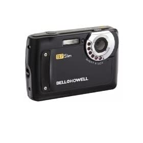 Bell and Howell S7-B Night Vision Slim 12MP Digital Camera (Black)