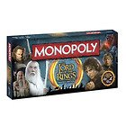 LORD OF THE RINGS TRILOGY MONOPOLY