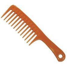 Jumbo Bone Shampoo Comb (Pack of 6)