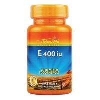 ビタミンE 400IU 60ソフトジェル
