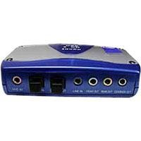 PPA International 1455 USB 6 Channel External Sound with VoIP Support Retail