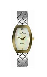 AK Anne Klein Women's Diamond watch #8399MPTT