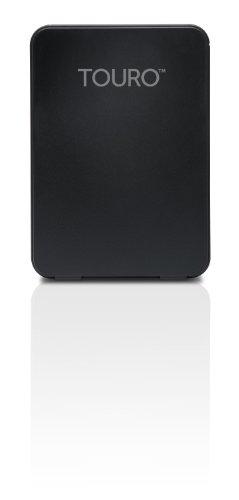 HGST Touro Desk 4 TB USB 3.0 Desktop External Hard Drive Black (0S03396)