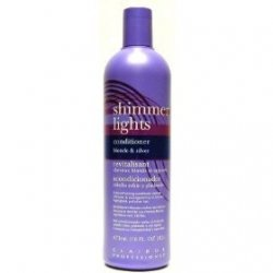 Clairol Professional Shimmer Lights Conditioner 16 Oz. front-542048