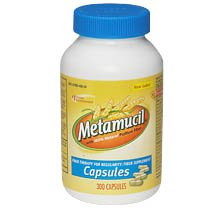 metamucil capsules how to take it