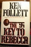 img - for The Key to Rebecca by Follett, Ken (1985) Hardcover book / textbook / text book