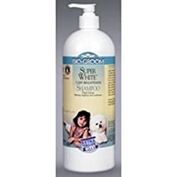 BIO-GROOM Super White Coat Brightening Dog Shampoo (32 oz.)