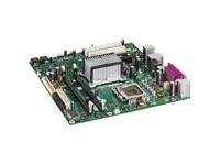 Intel D946GZ Essential Series D946 Desktop Board, uATX, DDR2 667, Intel Graphics, 800MHz FSB, LGA775, Retail Motherboard