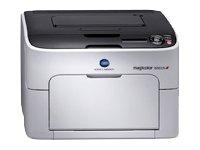 Konica Minolta magicolor 1650EN - Printer - color - laser - Legal, A4 - up to 20 ppm (mono) / up to 5 ppm (color) - capacity: 200 sheets - USB, 10/100Base-TX - MC 1650EN COL LASERPR 5/20PPM COL WIN MAC LNX