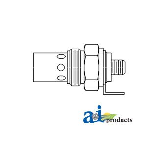 Amazon.com: A&I - Heater Plug, Thermostat Burner. PART NO: A-47P606