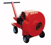 Nikro Portable Gas Powered Air Duct Cleaning System (20 HP) HP20GAS