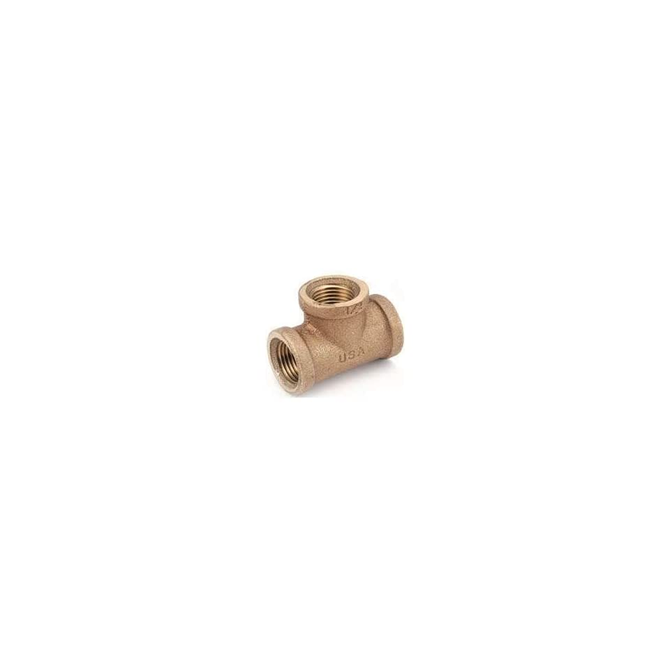 Anderson Metal Corp 38701 04 Brass Pipe Fitting