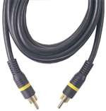 GE Digital Audio Coaxial Cable (AV23324) (AV-23324)(Color May Vary)