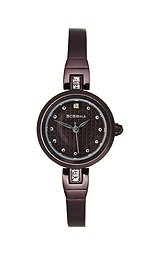 BCBGirls Women's GL4007 Crystal Accented Sun Kissed Bronze Collection Watch