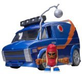 Buy Low Price Spin Master Tech Deck Dude Vanformer Action Set Figure (B002K3EYGG)