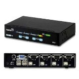 ConnectPRO 4-Port USB KVM Switch UR-14-KIT