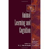 img - for Animal Learning and Cognition (Handbook of Perception and Cognition) [HARDCOVER] [1994] [By N. J. Mackintosh(Editor)] book / textbook / text book