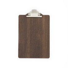 Clipboard aus Holz
