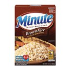 Minute Brown Rice 10 minute Instant Whole Grain Rice 14 oz (Pack of 12) (Smothered Chicken Rice compare prices)