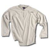 Men's SMALL Eco-Mesh Shirt-WHITE