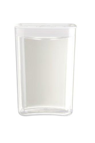 Clickclack Cube Storage Container, 4-1/2- Quart