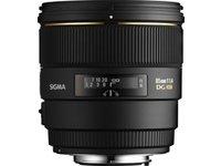 SIGMA 85mm f/1,4 EX DG HSM - Objektiv für Canon