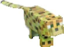 Minecraft Ocelot Paper Craft by Minecraft